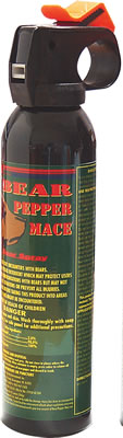 Mace Bear Pepper Spray Repellent