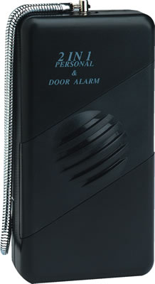 Personal Alarm, 2 in 1 Portable Alarm