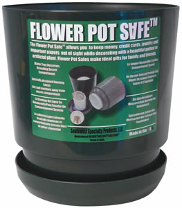 Diversion Safe, DS-Flowerpot