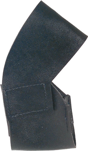Leatherette Holster for a Curved Stun Gun