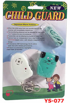 Electronic Child Guard