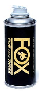Pepper Spray FoxLabs oc spray, 4 oz, Lock-on grenade