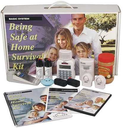 At Home Survival Kit, Basic System - Click Image to Close