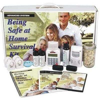 At Home Survival Kit, Advanced System - Click Image to Close