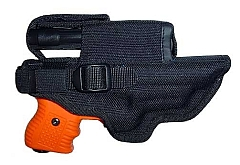 JPX Jet Protector Standard Holster with spare mag pouch