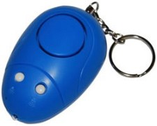 Keychain Alarm, Personal Alarm with Light, PAL-130L