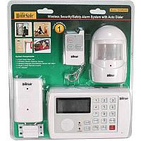 Home Security System, Wireless, by HomeSafe