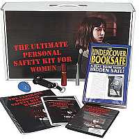 Personal Safety Kit For Women