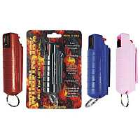 Wildfire 18% Pepper Spray, oc spray, 1/2 oz. WF-18SM