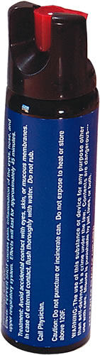Pepper Spray PS-7 4 oz. Stream