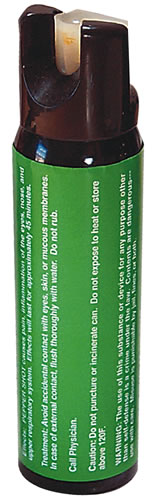 Pepper Spray PS-7F 4 oz. Fogger