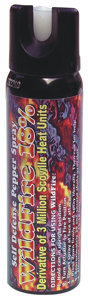 Wildfire 18% Pepper Spray Fogger, strongest oc spray, 4 oz.