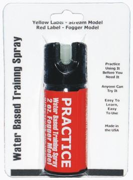 Practice Fogger, Inert Fogger Spray 2 oz - Click Image to Close